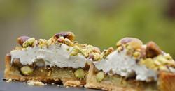 Tartelettes pistache d'Armand