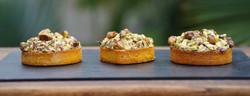 Tartelettes pistaches d'Armand