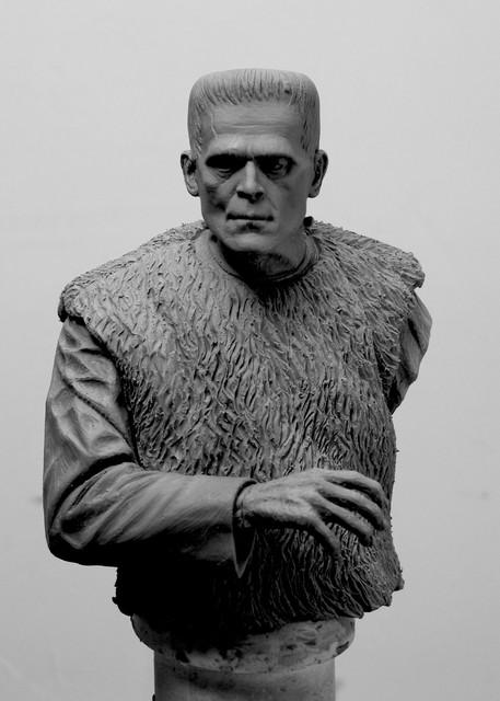 Son of Frankenstein's monster 6 inch
