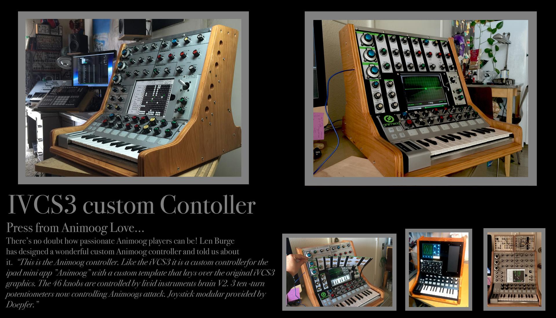 IVCS3 Controller