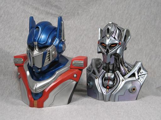Optimus Prime puzzle