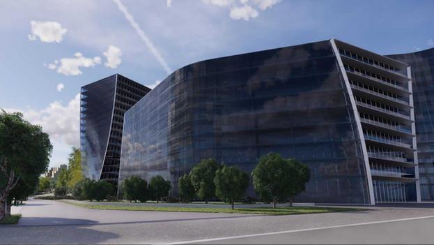 Residential Complex - Dubrovka Development