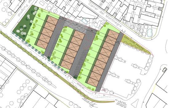 Reparcel·lació - Àrees de millora urbana