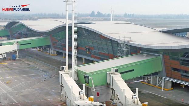 Aeropuerto Internacional de Chile - (Technical Supp.)