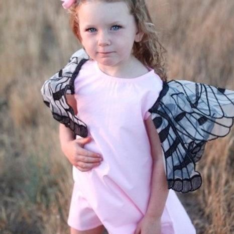 Light Pink Butterfly - R