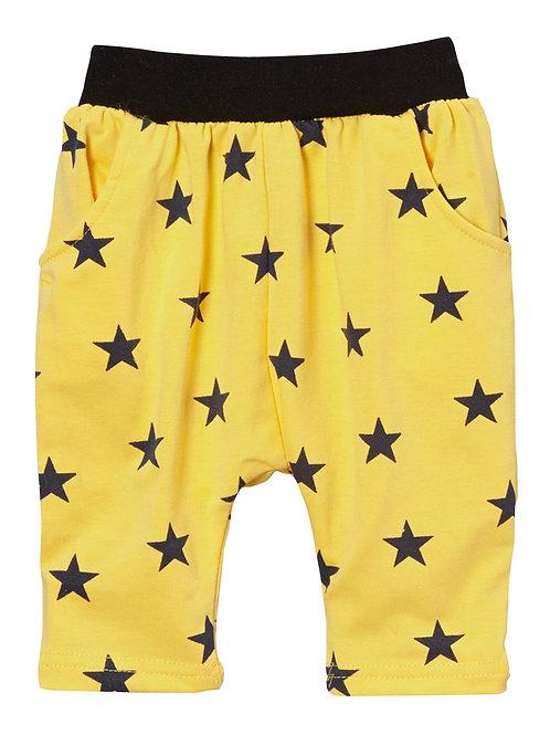 Yellow Star Harem Pants - R