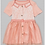 Thumbnail: Pink Lace Glitter Overlay Dress -R
