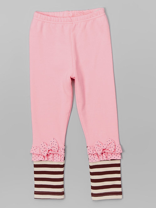 Pink Summer tights -R