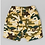 Thumbnail: Brown Green Camo short with Zipper -R