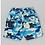 Thumbnail: Blue Camo Shorts -R