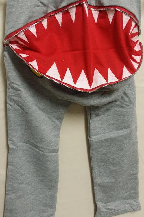 Fun Zipper Sweatpants
