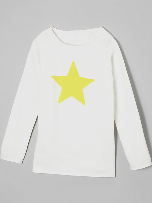 Yellow/Gold Star -R