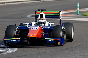 Axcil Jefferies Racing GP2
