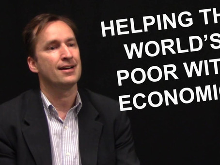 David Evans: Economics & Solutions for the World's Poor