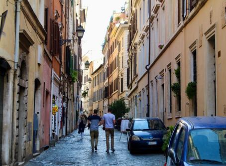 S3E4: Debit Gelato, Credit Cash: Italy