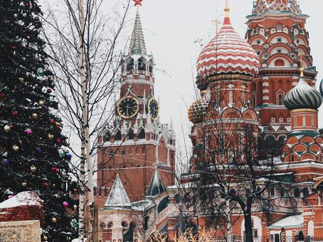S1E11: Bill O'Rourke on Building Trust in Russia