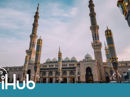Saudi Arabia – Can You Show Me the Ladies' Room?