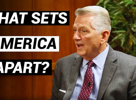 What Sets America Apart in the Global Market?