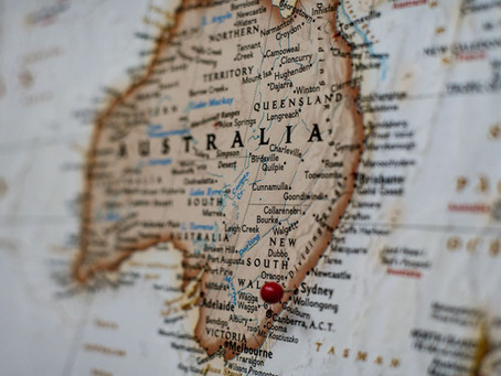 S1E2: Working Around the World – Aric Johnstone in Australia