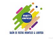 Logo Party Surprie Salón
