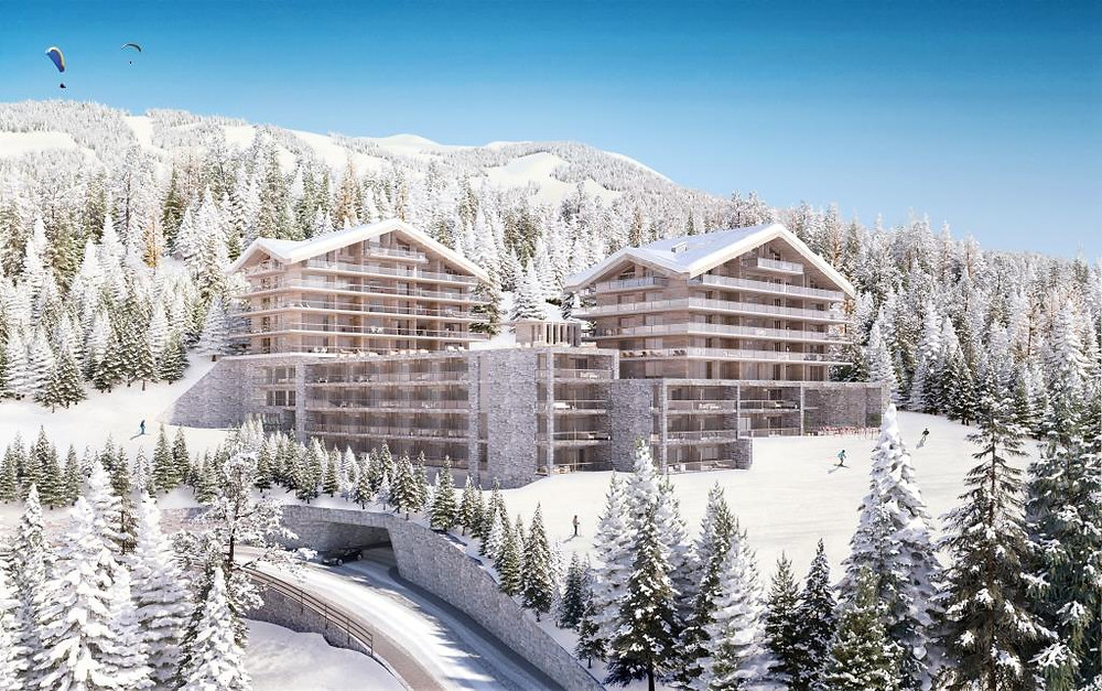 Six Senses Hotels Resorts Spas announces plans to open its first resort in Switzerland,  Six Senses Crans-Montana