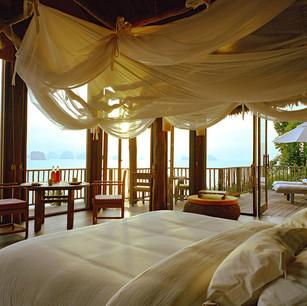 Беспрецедентная роскошь виллы «The View» в отеле Six Senses Yao Noi