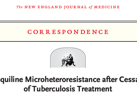 Bedaquiline Resistance: A New England Journal of Medicine Report