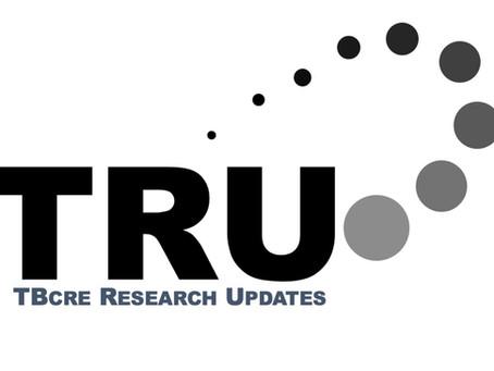 TB-CRE Research Updates (TRUs)