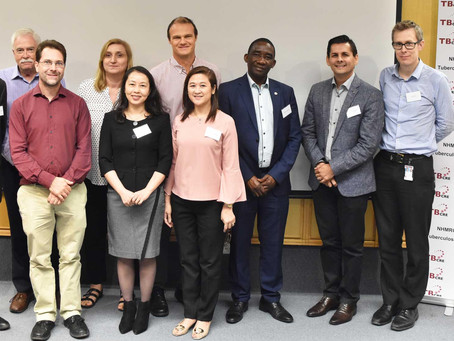 A regional MDR tuberculosis consultant workshop in partnership with the WHO