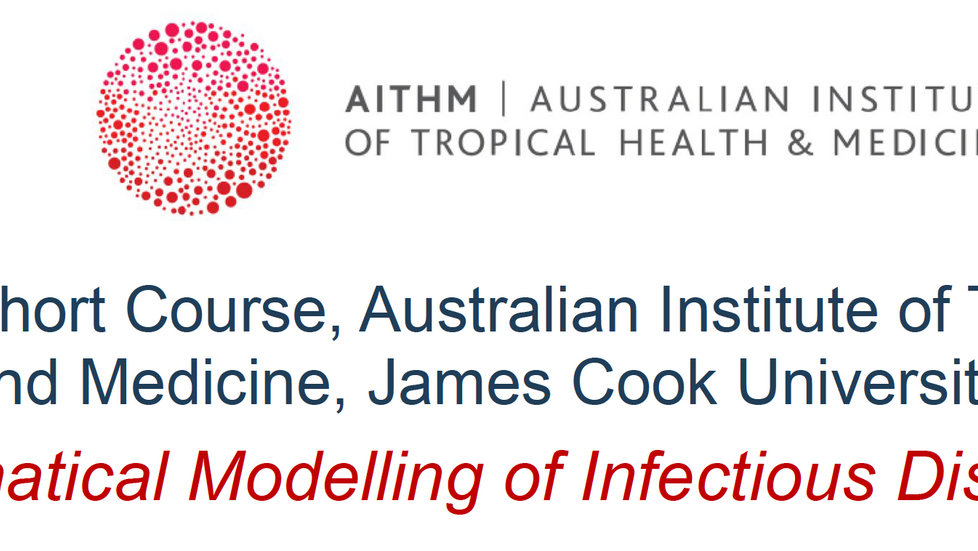 Upcoming Winter Short Course: Mathematical Modelling of Infectious Diseases