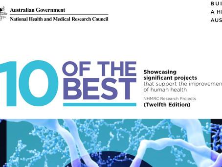 NHMRC's 10 of the Best: Professor Ben Marais