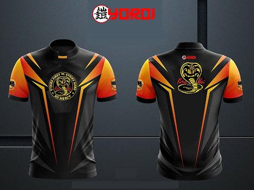 Camisa CobraKai - no mercy
