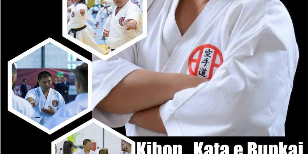 Seminário de Karate Shitoryu