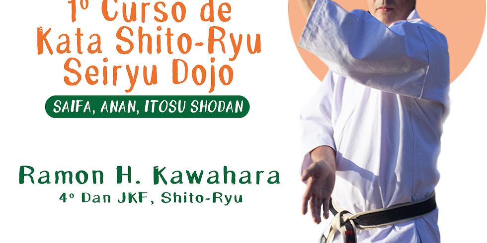1º Curso de Kata Shito-ryu Seiryu Dojo