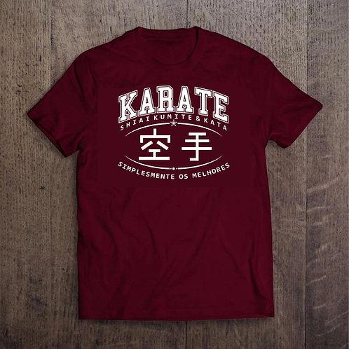 Camisa Shiai Kumite e Kata