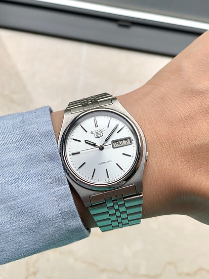 Vintage Seiko Five 7009-3170