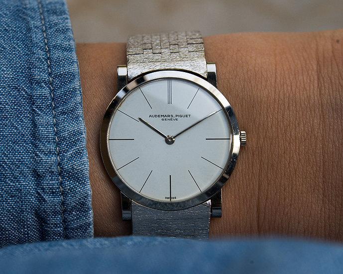 Audemars Piguet 1960's Ultra thin Dress Watch with Caliber 2003