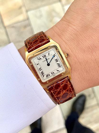 Cartier Santos Dumont YG