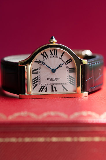 Cartier Cloche in yellow gold CPCP