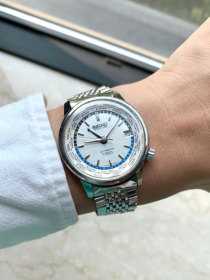 Seiko World Time 6217-7000
