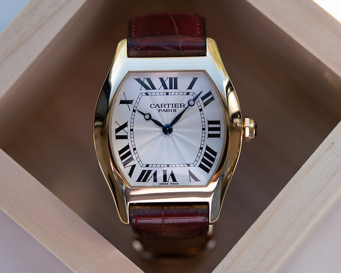 Cartier Tortue LM YG CPCP