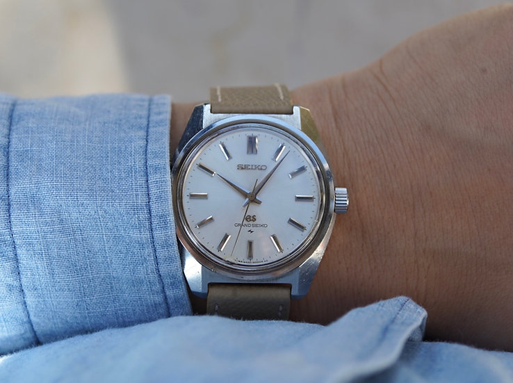 Grand Seiko 4420-9000 late dial 1968