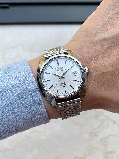 King Seiko Chronometer 4502-8020