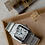 Thumbnail: Cartier Santos Galbee LM from 2001 full set