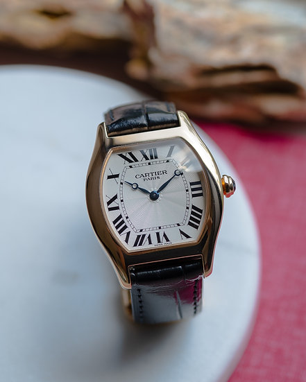 Cartier Tortue LM Pink Gold CPCP
