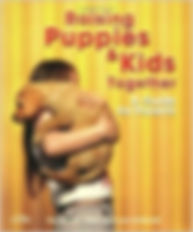 Pia's Book Raising Puppies and Kids Together