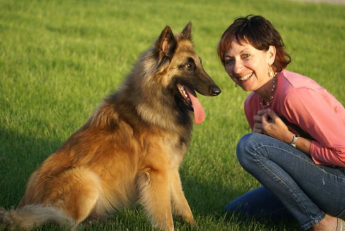 Contact Dog Trainer and Behaviorist Pia Silvani