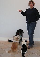Claudia Black-Kalinsky, Dog Trainer, Train This Dog