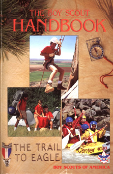 1990-New Boy Scout Handbook