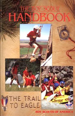 1990-New Boy Scout Handbook
